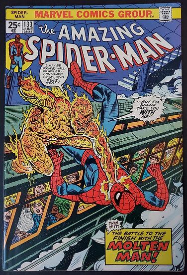 Amazing Spider-Man (Marvel) #133 VF/NM