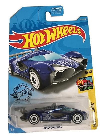 Hot Wheels HW Art Cars Mach Speeder