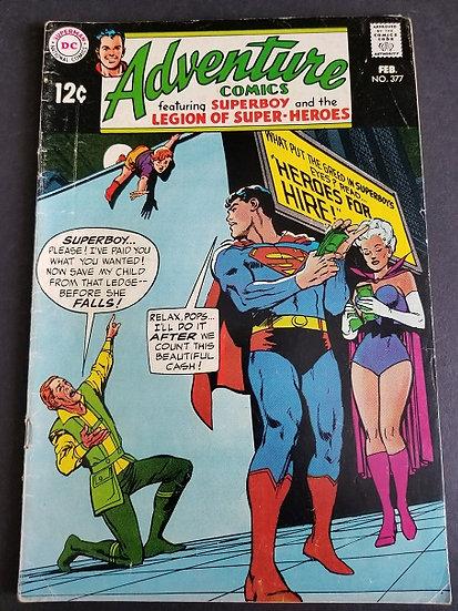 Adventure Comics (1938 1st Series) #377 VG