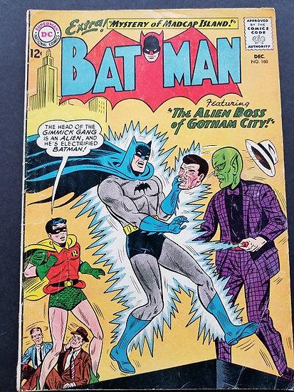Batman (1940) #160 VG+