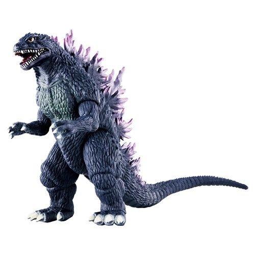 Bandai Godzilla Movie Monster Series Millennium Godzilla Vinyl Figure