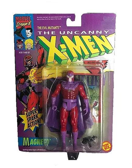 1992 The Evil Mutants The Unicanny X-Men Magneto Sparikng Action Figure
