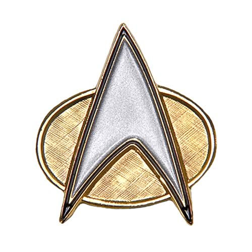 Star Trek Next Generation Communicator Pin
