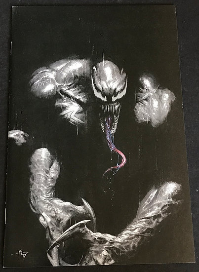 Amazing Spider-Man and Venom: Venom Inc Omega (Marvel) #1 NM [Virgin Cover]