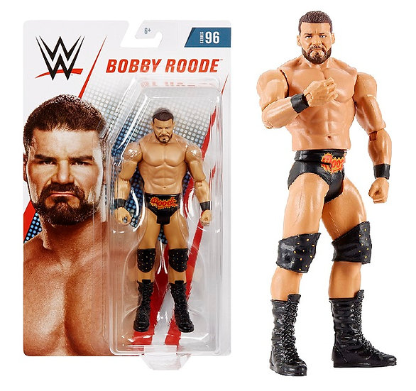 WWE Series 96 Bobby Roode Wrestling Figure