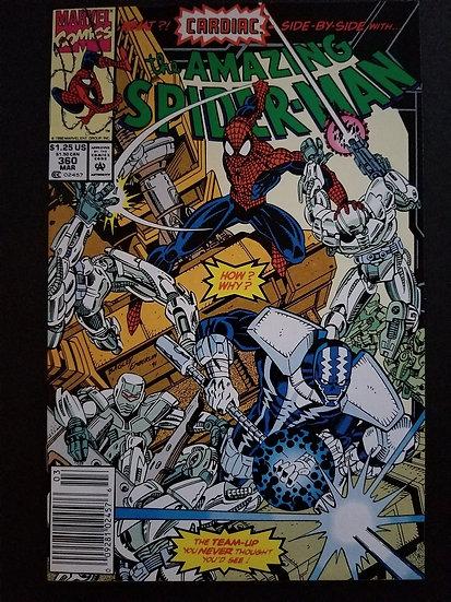 Amazing Spider-Man 360 NM+