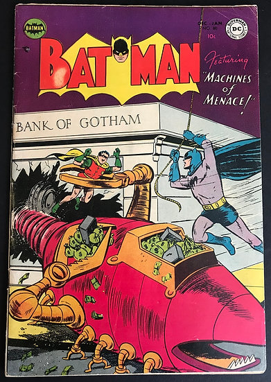 Batman 80 VG/FN