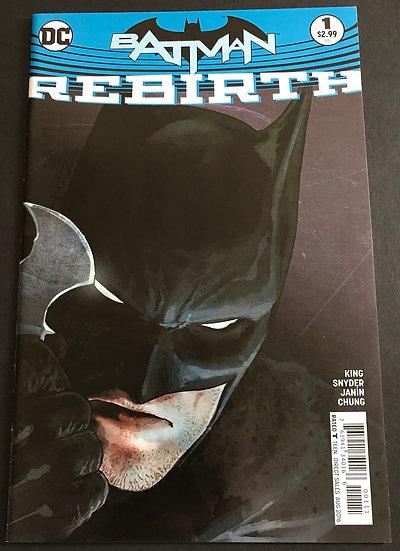 Batman Rebirth 1 [1st Issue Rebirth]