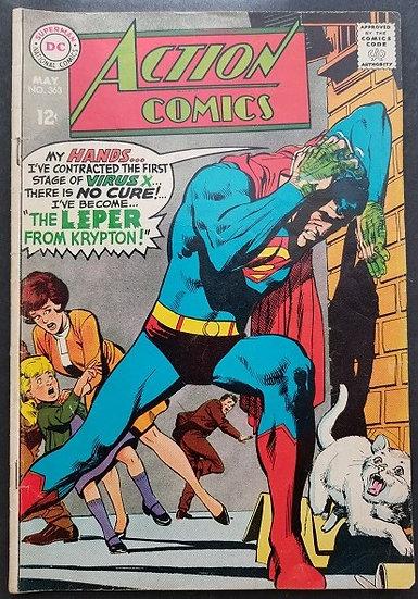 Action Comics #363 FN+