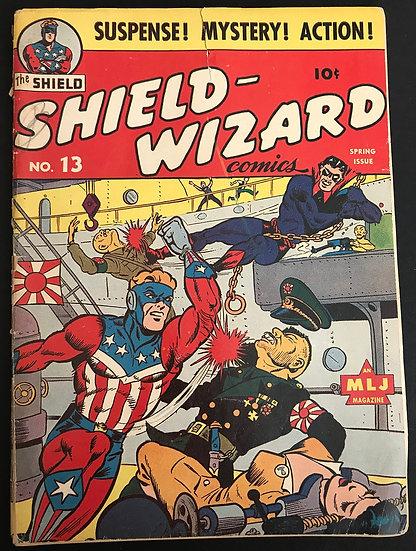Shield-Wizard 13 FR/GD