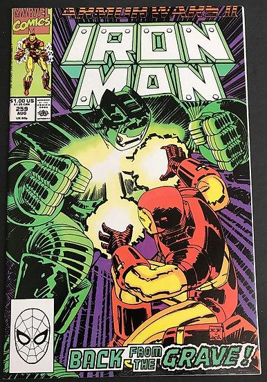 Iron Man (1968 1st Series) #259