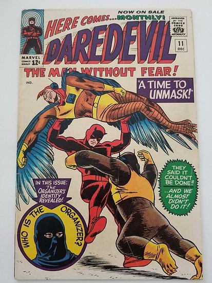 Daredevil (1964 1st Series) #11 FN/VF