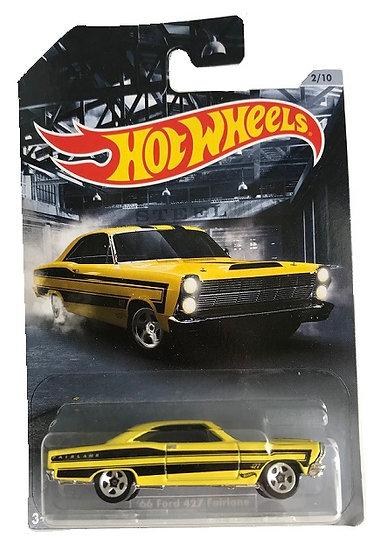 Hot Wheels '66  Ford 427 Fairlane