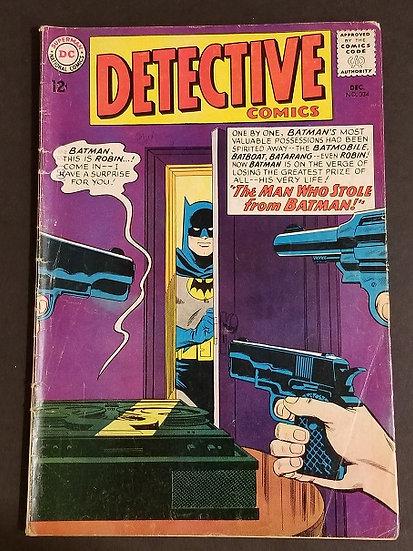 Detective Comics 334 VG/FN