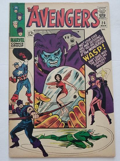 Avengers (Marvel ) #26 FN/VF
