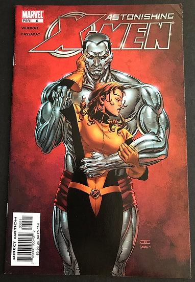 Astonishing X-Men (2004 3rd Series) #6 FN/VF