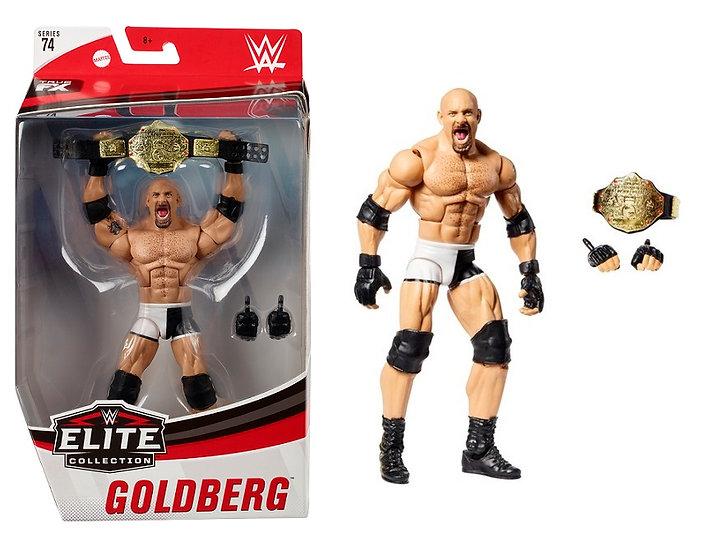 WWE Elite Collection Series 74 Goldberg Wrestling Figure
