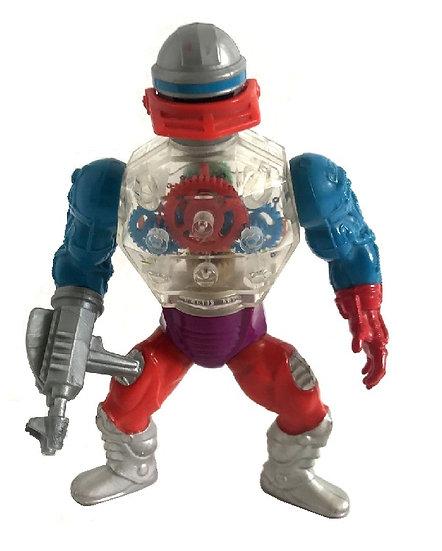 1984 Vintage MOTU Roboto By Mattel