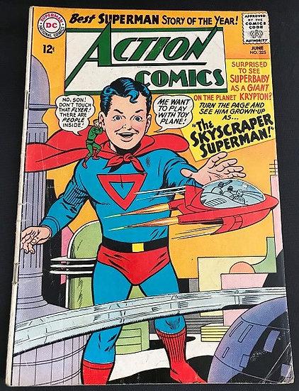 Action Comics #325 FN-