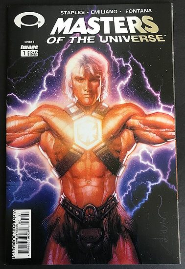 Masters of the Universe (2003 2nd Series Image) #1B VF+