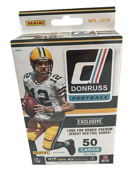 2016 NFL Donruss hanger Box By Panini