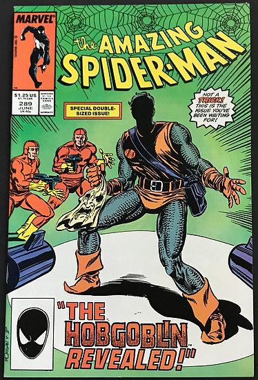 Amazing Spider-Man (Marvel) #289  VF/NM