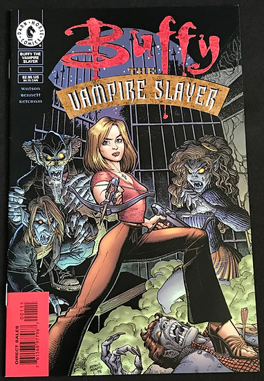 Buffy the Vampire Slayer (Dark Horse) #1 VF/NM