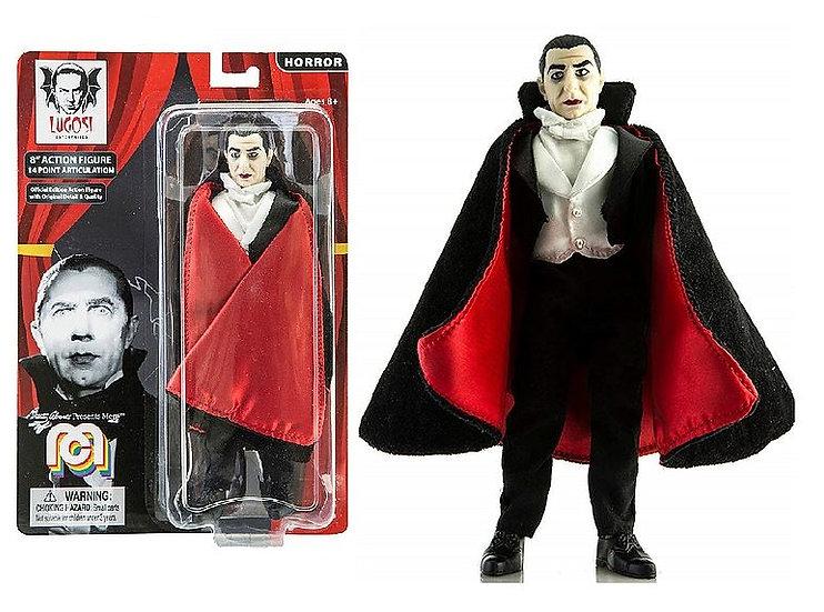 """Bela Lugosi Dracula Horror Classic 8"""" MEGO Action Figure"""
