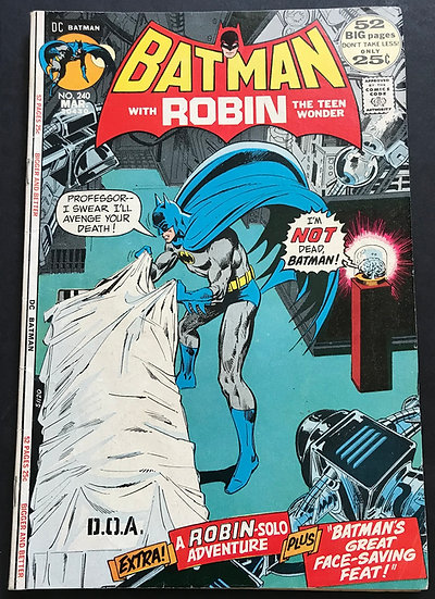 Batman (DC) #240 VF-