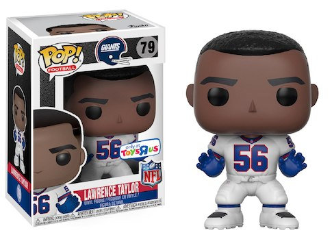 Giants Lawrence Taylor 79 Toys R Us