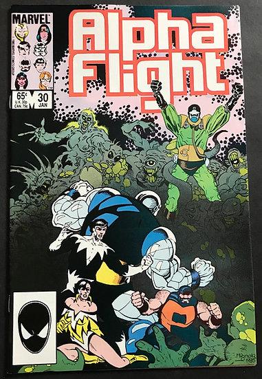 Alpha Flight #30 (Marvel) NM