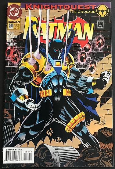 Batman (1940) #501