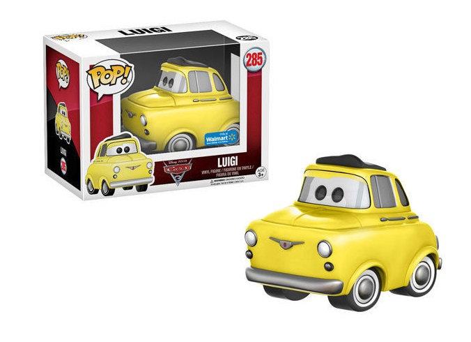 Disney Pixar Cars Luigi 285 Walmart Exclusive