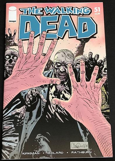 Walking Dead (Image) #51 NM