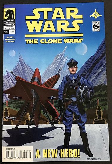 Star Wars Clone Wars (2008 Dark Horse) #11 NM