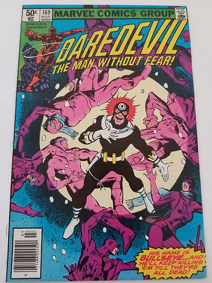 Daredevil (1964 1st Series) #169 NM [2nd Appearance of Elektra]