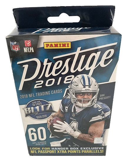 2018 NFL Prestige Hanger Box By Panini