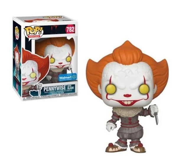 It Chapter Two Pennywise With Blade 782 Walmart Exclusive