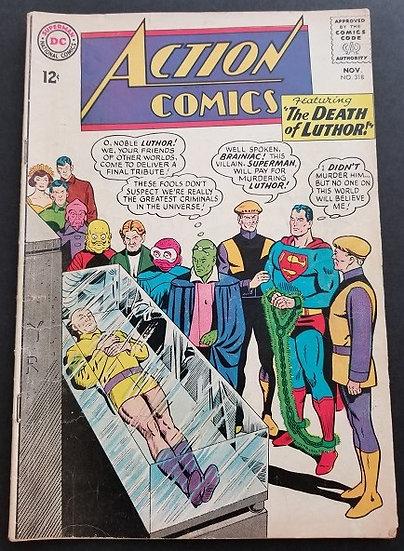 Action Comics #318 VG+