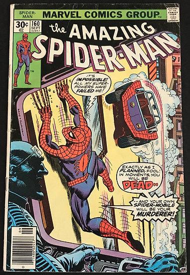 Amazing Spider-Man 160 VG