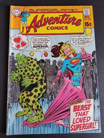 Adventure Comics (1938 1st Series) #386 FN