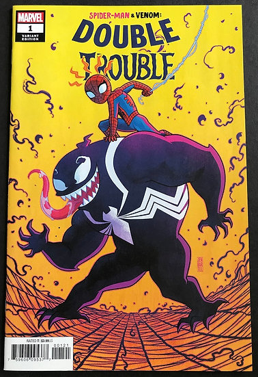 Spider-Man and Venom Double Trouble (2019 Marvel) #1B NM