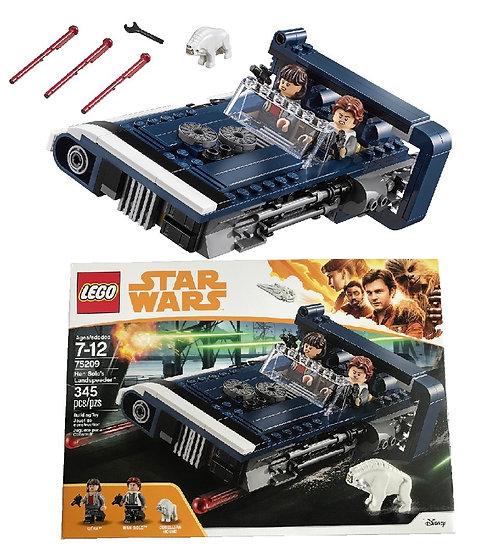 Lego Building Toy Star Wars Han Solo's Landspeeder 75209