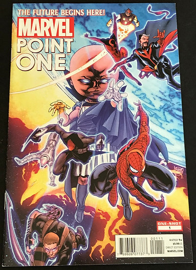 Point One (Marvel) #1