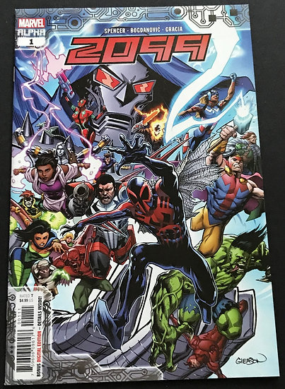 2099 Alpha (Marvel) #1 NM