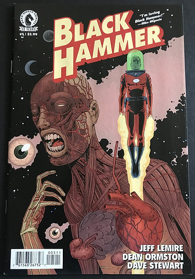 Black Hammer (2016 Dark Horse) #5A VF/NM
