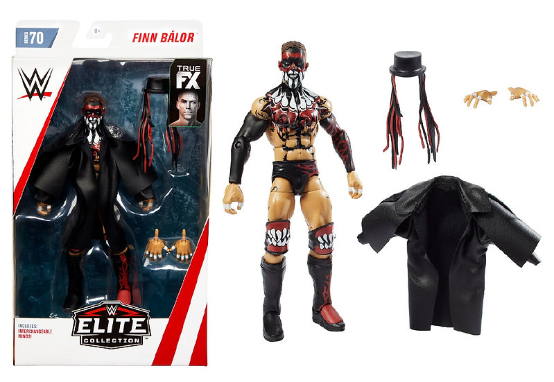 WWE Elite Collection Series 70 Finn Balor Elite Collection Action Figure