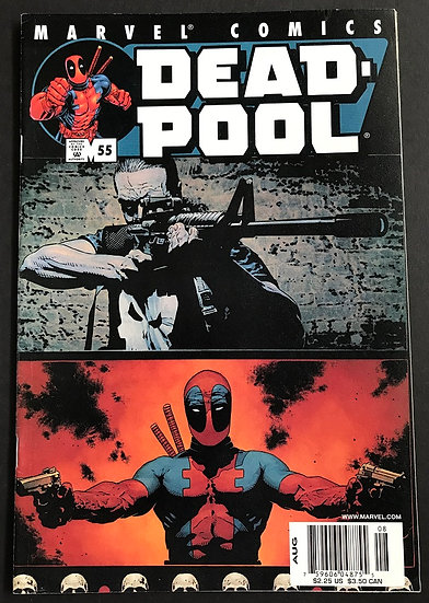 Deadpool (1997 1st Series) #55 VF