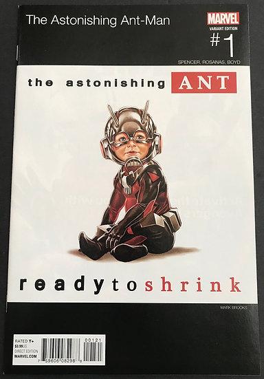 Astonishing Ant-Man (Marvel) #1E [Hip Hip Variant Cover]