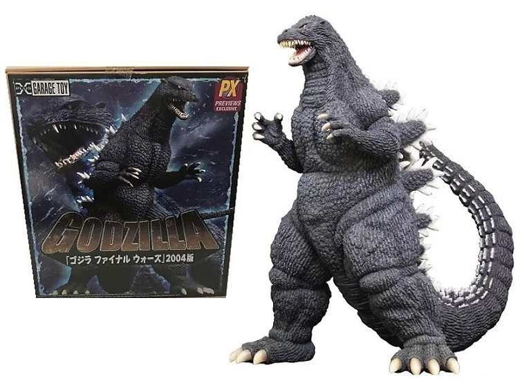 Garage Toys 12 inch Godzilla 2004 PX Previews Exclusive